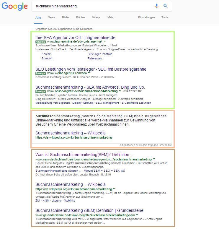 Suchmaschinenmarketing - Einführung Google Analytics