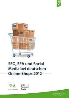 Download Suchmaschinenmarketing E-Commerce Studie