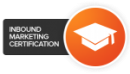 Inbound Marketing Certification Badge