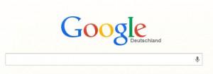 Googles Suchschlitz: Keywordbasierte Suche