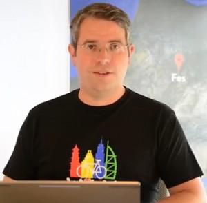 Matt Cutts, Head of Spam Team bei Google, beantwortet die Fragen der Webmaster.