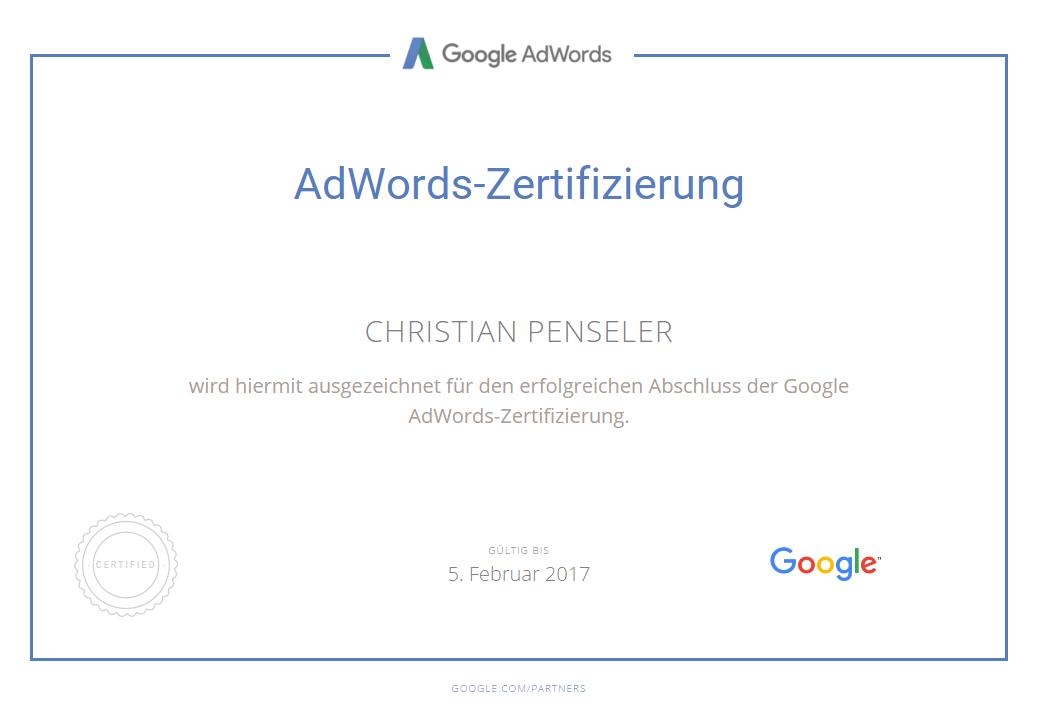Alle Google Zertifikate in der Übersicht | Aufgesang