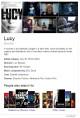 lucy movie entitätenbox   Google Search