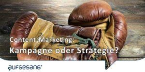 Content-Marketing-Kampagne