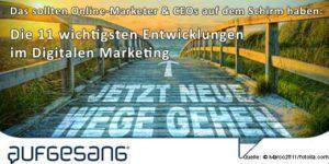 Online-Marketing-Entwicklun