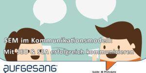 SEM-Kommunikationsmodell