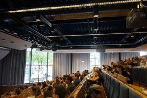 OMK-2016: Hörsaal Leuphana Universität