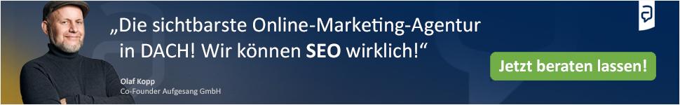 SEO-Agentur-Banner